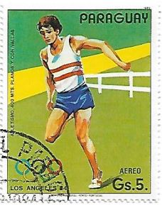 Atletismo 400m com barreiras