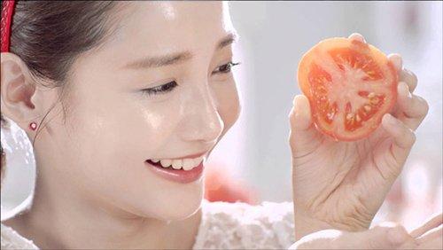 Công dụng của cà chua với làn da