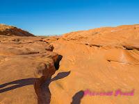 下羚羊峽谷入口