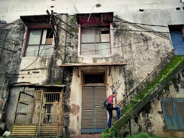 Seputar stasiun kota lama