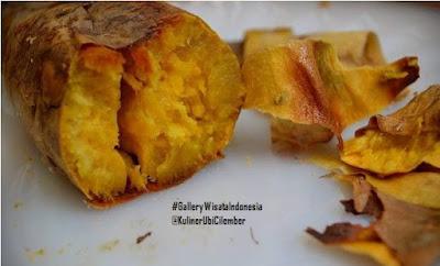 Ubi Cilembu | Wisata Kuliner Indonesia