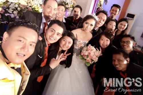 Mc Ming Ming - Mc Blora - Wedding Yoshi & Yonathan 19 Nov 2016