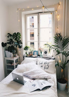 desain kamar minimalist