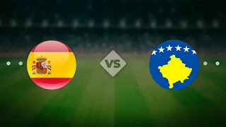 Косово – Испания где СМОТРЕТЬ ОНЛАЙН БЕСПЛАТНО 8 СЕНТЯБРЯ 2021 (ПРЯМАЯ ТРАНСЛЯЦИЯ) в 21:45 МСК.