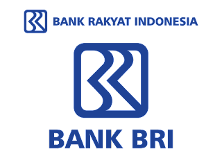 Bank BRI Logo Vector