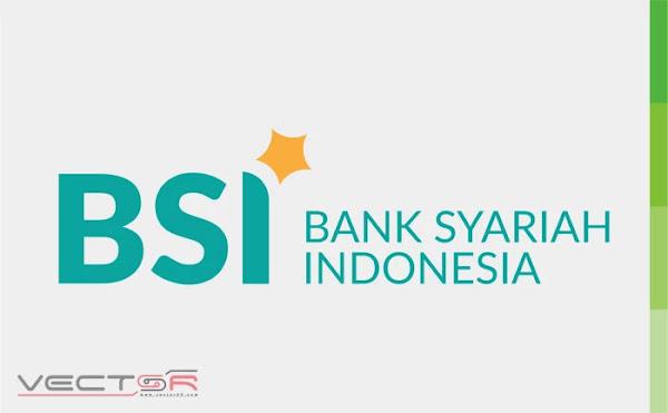 BSI (Bank Syariah Indonesia) Logo - Download Vector File CDR (CorelDraw)