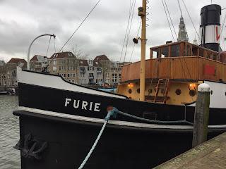 Maassluis S.S. Furie FurieAde