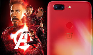OnePlus 6 Marvel Avengers Limited edition Smartphone Review