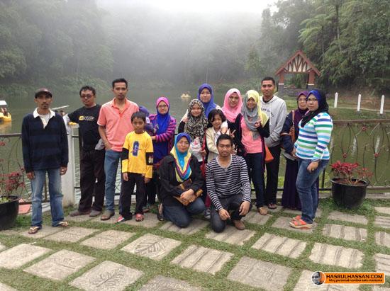Tempat Menarik di Bukit Fraser, Pahang