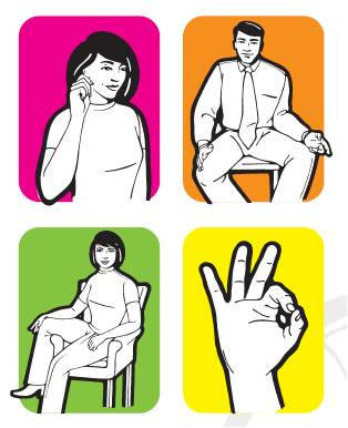 Sixteen Ways Of Using Good Body Language