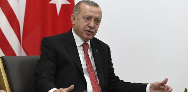 Ερντογάν: Η αστάθεια της τουκικής λίρας είναι προσωρινή