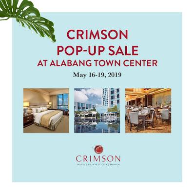 Crimson hotel sale