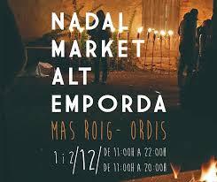 [#AgendaVadeTeca] Nadal Market Alt Empordà 2018