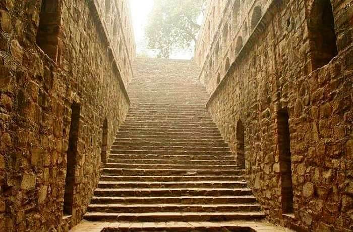 Agrasen Ki Baoli - A Stepwell That Can Incite Someone To Suicide