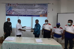 Papua Bank Issues National Sports Week XX 2021's ATM Card