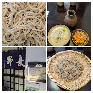 Matsumoto Restaurants: Soba at Soba Nomugi