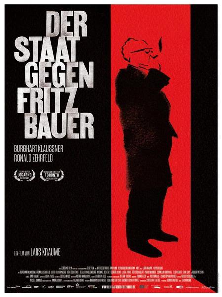 Agenda secreta - El caso Fritz Bauer - PELICULA - Alemania - 2015