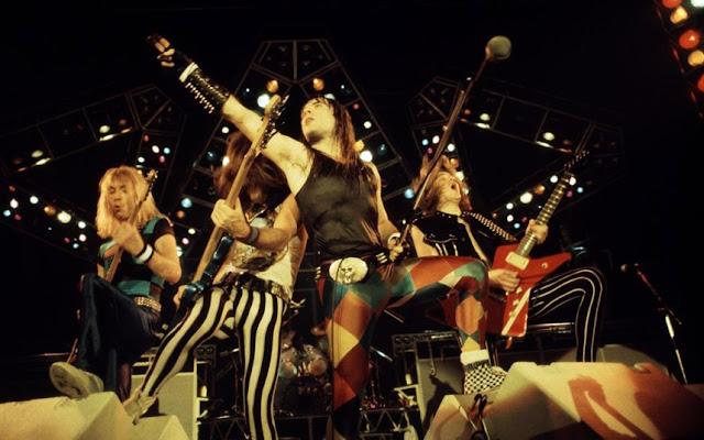 Ultimate-Guitar: as 10 melhores músicas do Iron Maiden jamais tocadas ao vivo