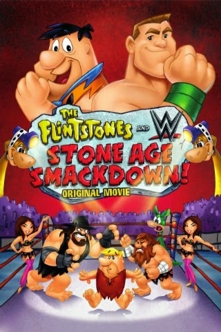 The Flintstones and WWE: Stone Age Smackdown [2015] [DVD FULL] [NTSC] [Latino]
