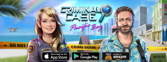 Criminal Case Pacific Bay Game