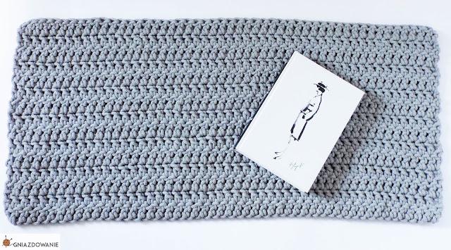 Ile sznurka potrzeba do zrobienia prostokątnego dywanika?