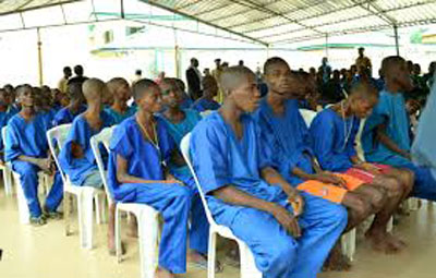 Ikoyi Prisons School Inmate scores 246 in 2019 JAMB, set for NOUN