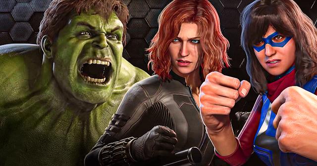Impressões do beta de Avengers