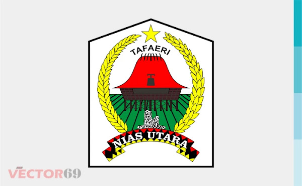 Kabupaten Nias Utara Logo - Download Vector File SVG (Scalable Vector Graphics)