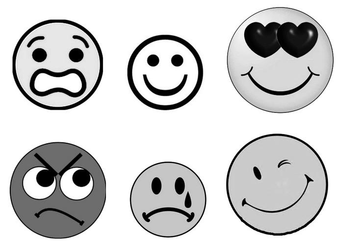 Le journal de chrys mon projet sentiment l 39 cole maternelle - Dessin avec emoticone ...