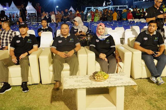 Kodim Karanganyar - Indonesia Open X-Sport Championship 2019