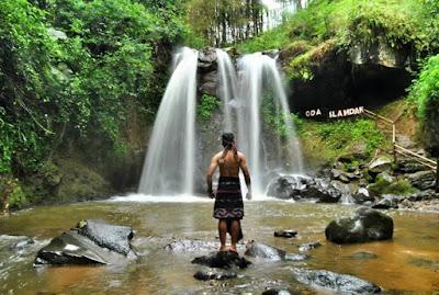 Goa Slandak yang eksotis