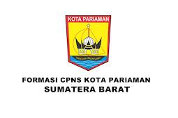 Formasi CPNS Kota Pariaman Tahun 2019