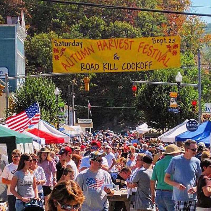 7 Fall Food Fests Worth the Trip