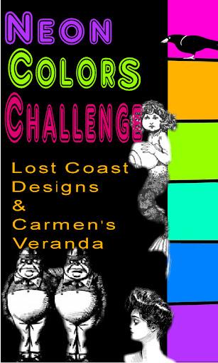 Neon colors Challenge