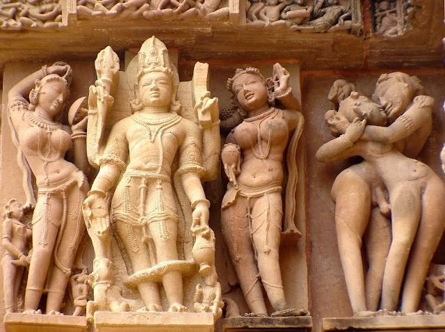 khajuraho temple architecture - khajuraho temple history