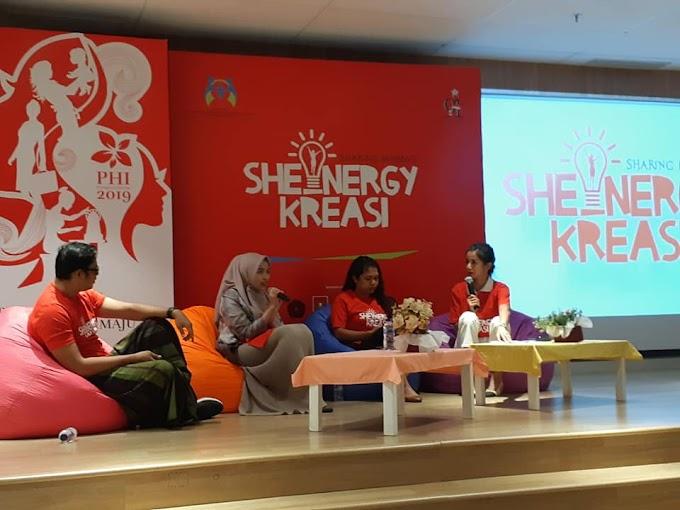 Peran Penting Perempuan dan Sentuhan Digital Dalam Memajukan Ekonomi dan Industri Kreatif