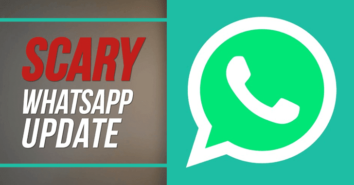 WhatsApp Privacy Updates Force Users to Agree on New Privacy Policy to Continue Using The App