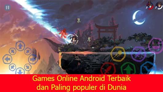 Games Online Android Terbaik dan Paling populer di Dunia