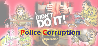 police corruption complaint india, private detective mumbai, police complaint, bribery prevention of corruption act