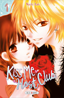 Kiss Me Host Club, Manga, Critique Manga, Soleil Manga, Nachi Yuki,