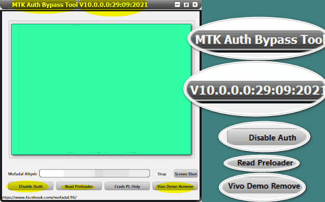 MTK Auth Bypass Tool V.10