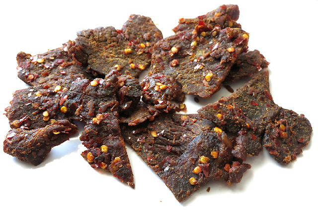 kung pao beef jerky