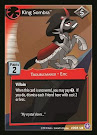 My Little Pony King Sombra The Crystal Games CCG Card