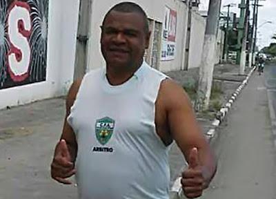 Árbitro Itiruçuense tem sido muito requisitado em Feira de Santana