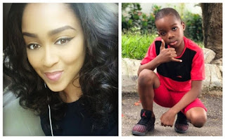 D'banj's Wife, Lineo Didi Kilgrow, Sends Wizkid's Son An Apology Cake ( Find Out Why)