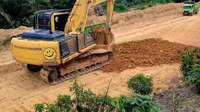 Pembangunan Jalan Akses Pelabuhan Teluk Tapang – Bunga Tanjung Disegerakan