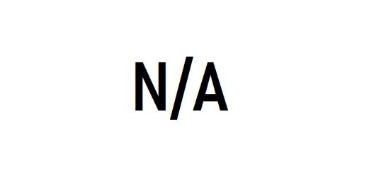 Arti Penggunaan N/A dan T/A Yang Perlu Diketahui