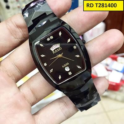 Đồng hồ đeo tay nam cao cấp Rado RD T281400
