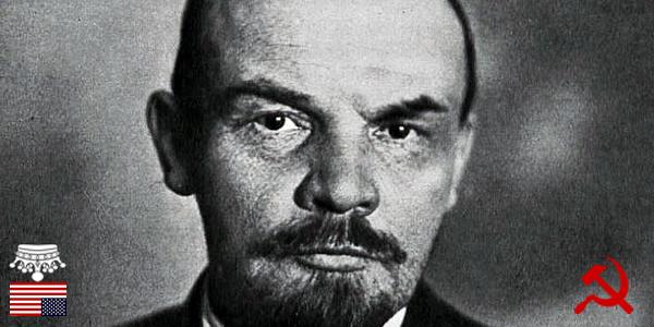 Vladimir Ilyich Ulyanov Lenin.