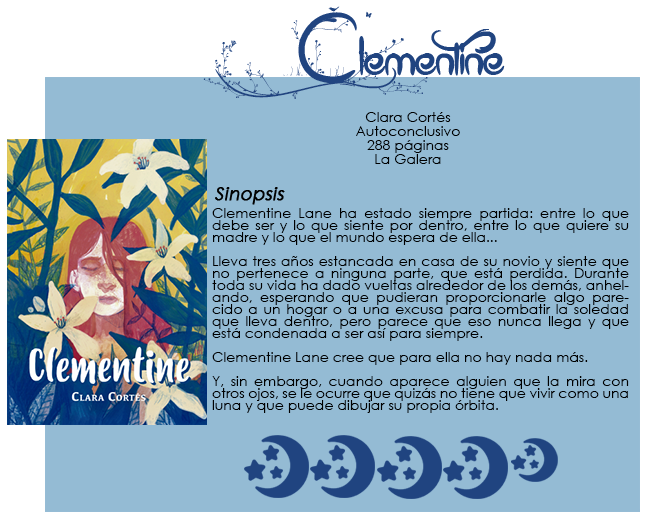 https://sonambulaquenodespierta.blogspot.com/2019/06/resena-clementine.html